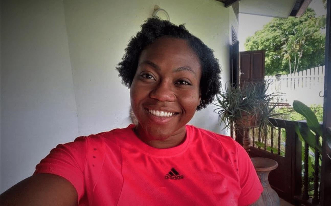 La championne guyanaise du javelot Alexie ALAIS a son plan pour aller aux JO de Tokyo